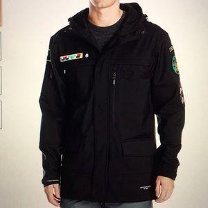 Neff Military Snowboard Jacket